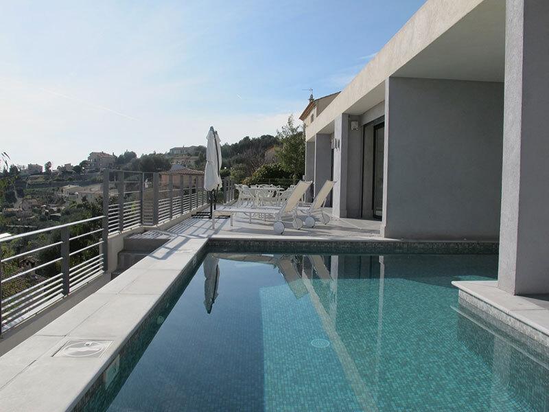 Robot Piscine Plan De Campagne location vacances nice - villa 5* nice st pancrace, nice