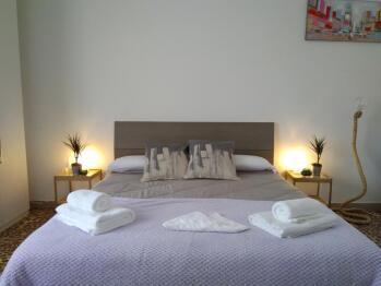 Camera doppia-Superiore-Bagno privato - Familiare-Comfort-Bagno in comune-Vista giardino
