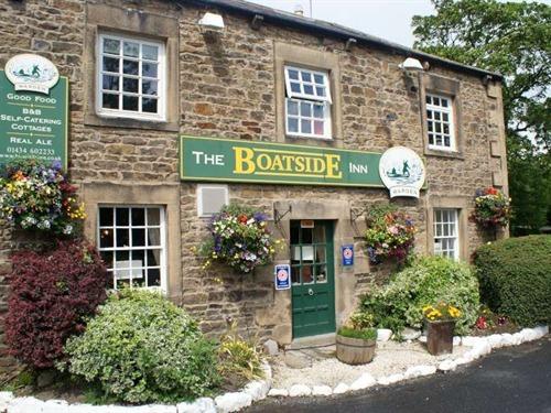 Front of The Boatside Inn