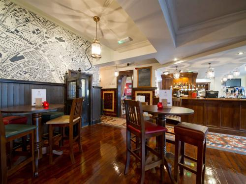 Our lobby bar