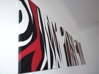 Large Double En-Suite Artwork
