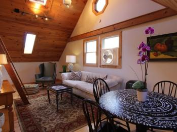 Edgartown Suite Living Room