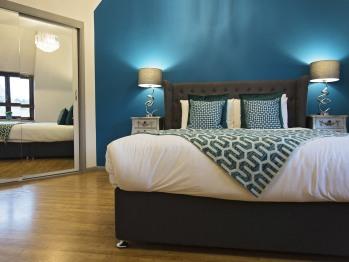 Nelson's Nook - Bedroom