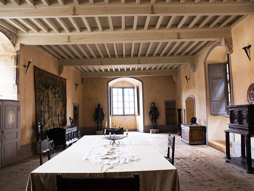 Château Des Marcilly Talaru, Chalmazel | Accueil