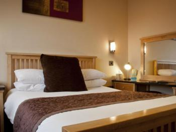 Hillcarter Hotel - Exec Double Room