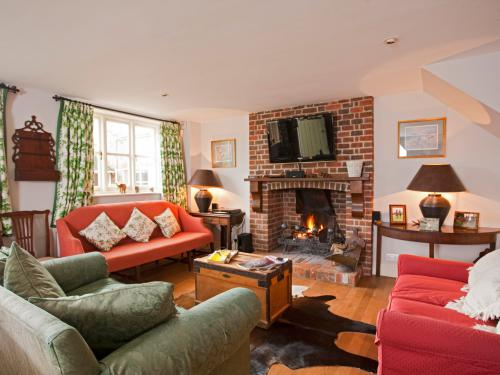 Sitting room in Coach house