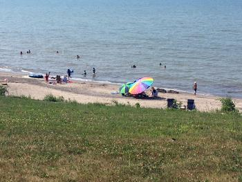 A Great Summer Day at Firefly Beach!