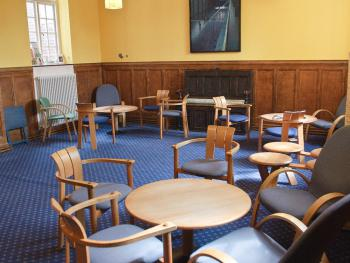 Common Room in Sarum College