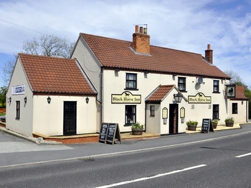 Black Horse Inn - Blyton