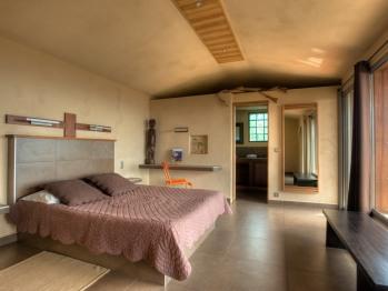 Chambre Double vue mer et terrasse
