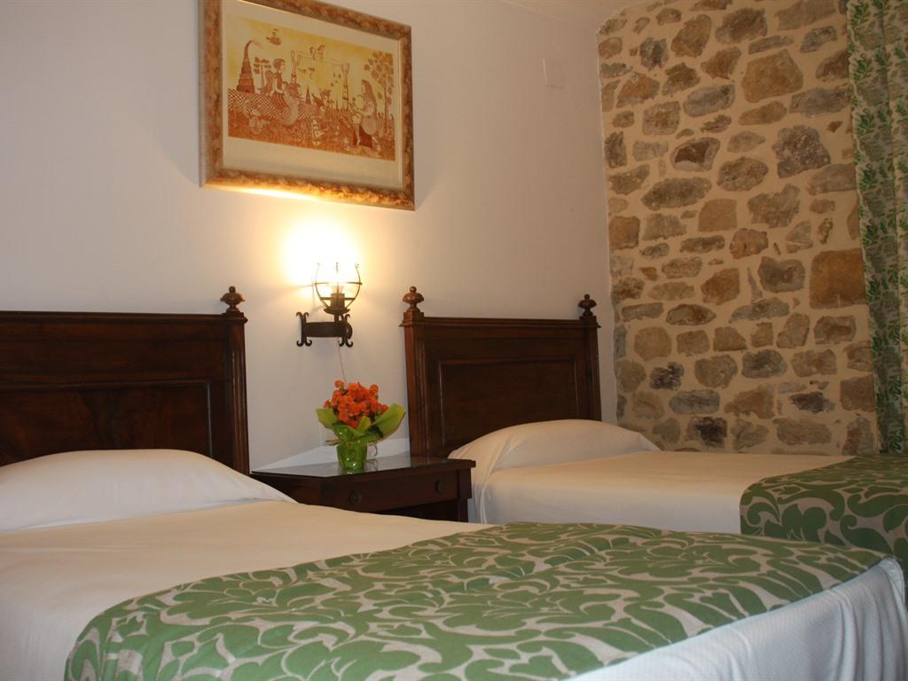 Habitacion Doble Estandar con dos camas