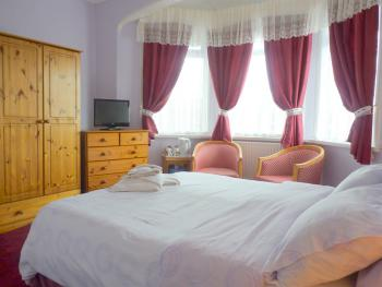 Arendale Hotel - Guest Bedroom