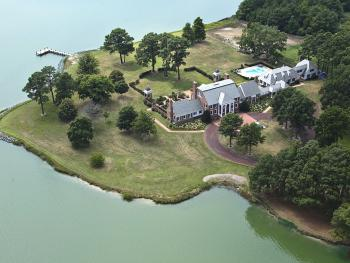 Kingsbay Mansion Ariel Property View