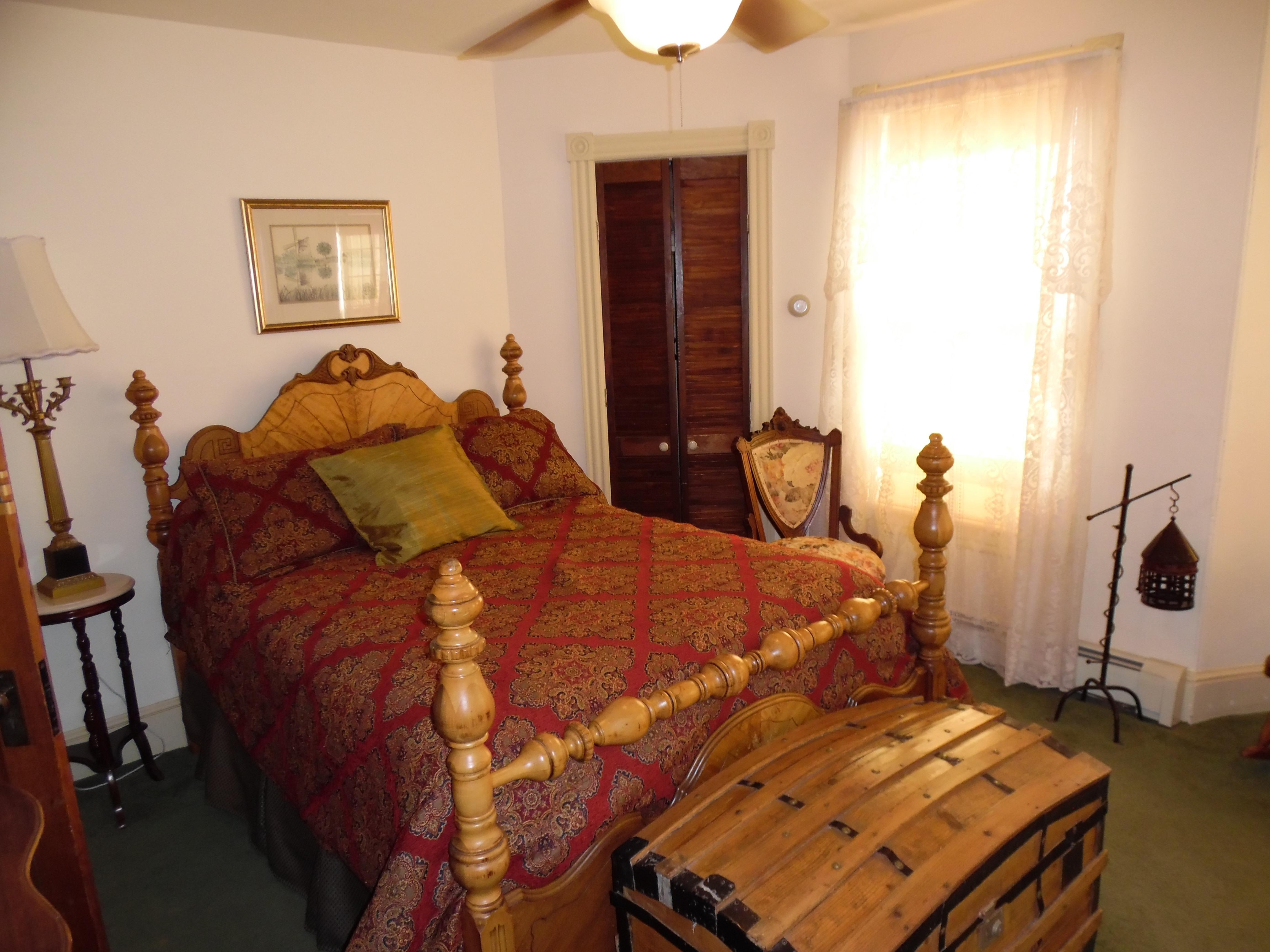 Double room-Ensuite-Standard-Alfred Lord Tennyson