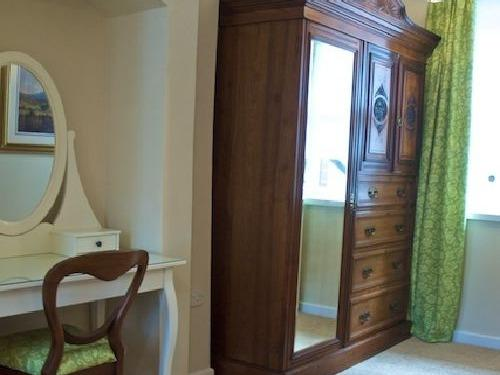 Double room-Ensuite-Kingsize(The Green Room)  - Double room-Ensuite-Kingsize(The Green Room)