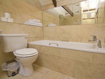 Room 2 Superior Double en- suite bath and shower room