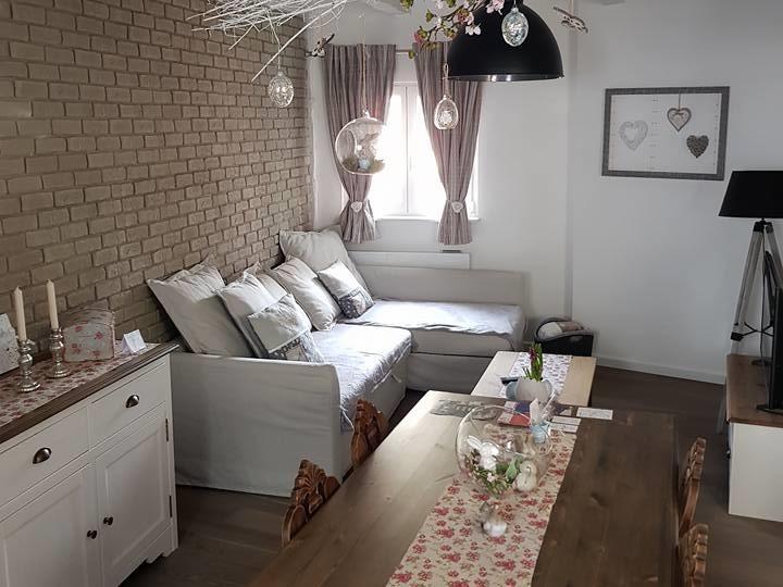 Duplex-Appartement-Salle de bain privée séparée-Le Nid de l'Ill