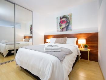 Apartment-Deluxe-Private Bathroom-Balcony - Unit 302 - Apartment-Deluxe-Private Bathroom-Balcony - Unit 302