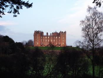 Nearby Drumlanrig Castle, ducal seat of Buccleuch & Queensberry