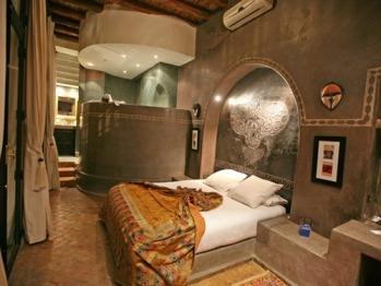 Suite-Supérieure-Salle de bain Privée-Arcades / Olivia