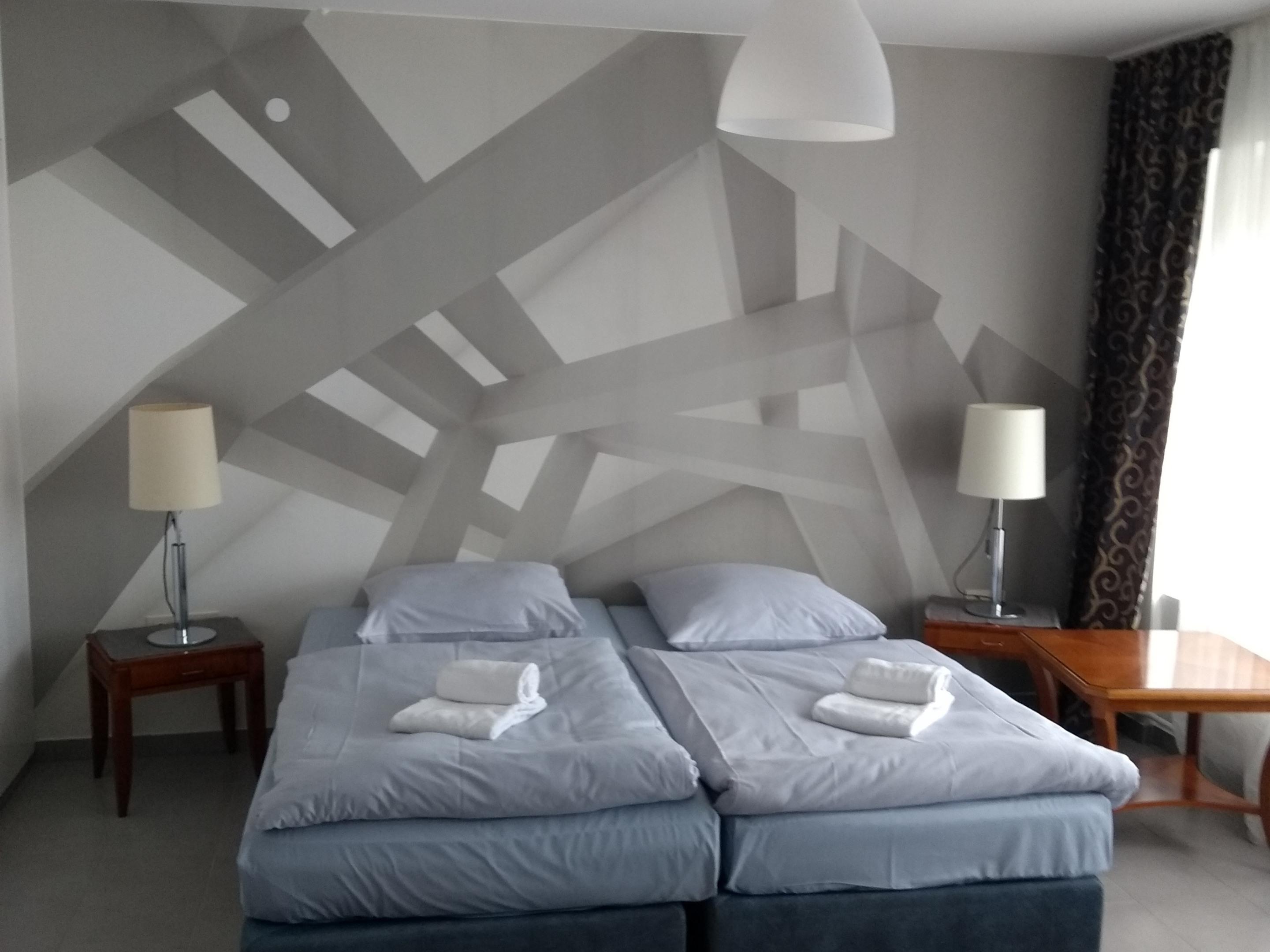Doppelzimmer-Familie-Ensuite - Basistarif