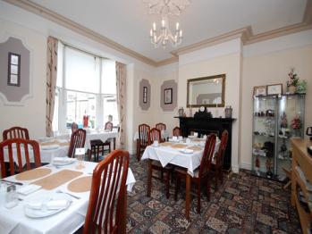 Ellies Guest House - Breakfast Room