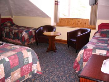 Family room-Ensuite-Sea View-4 persons