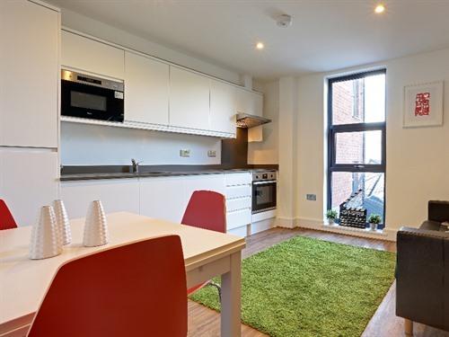 Apartment-Luxury-Ensuite with Shower-Garden View-4 En-suite Bedrooms - Base Rate