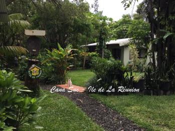 Jardin des propriétaires