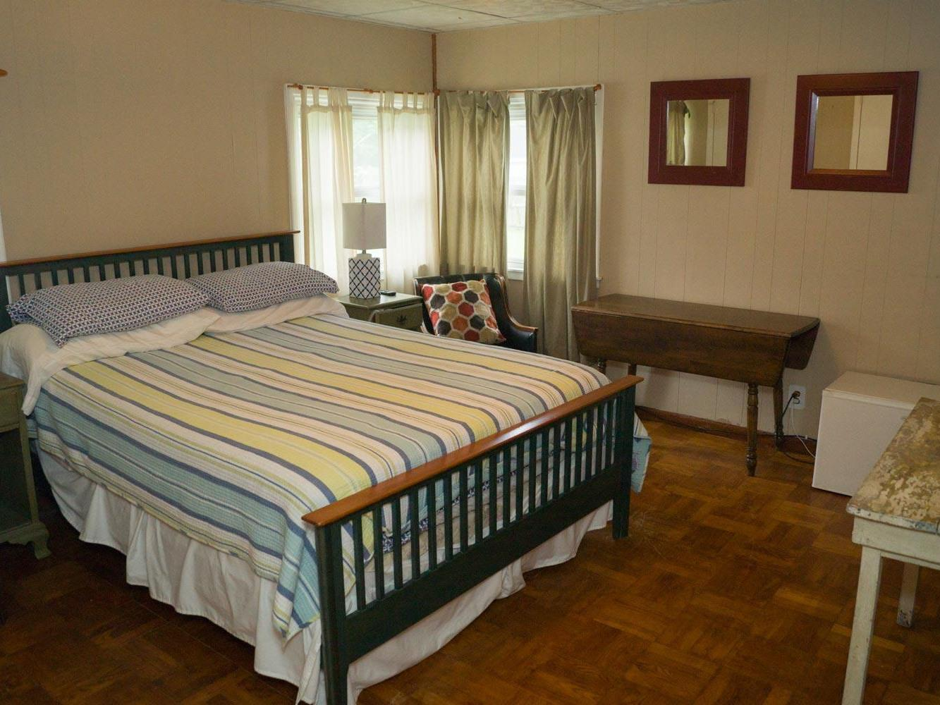 Southern Stripes Room