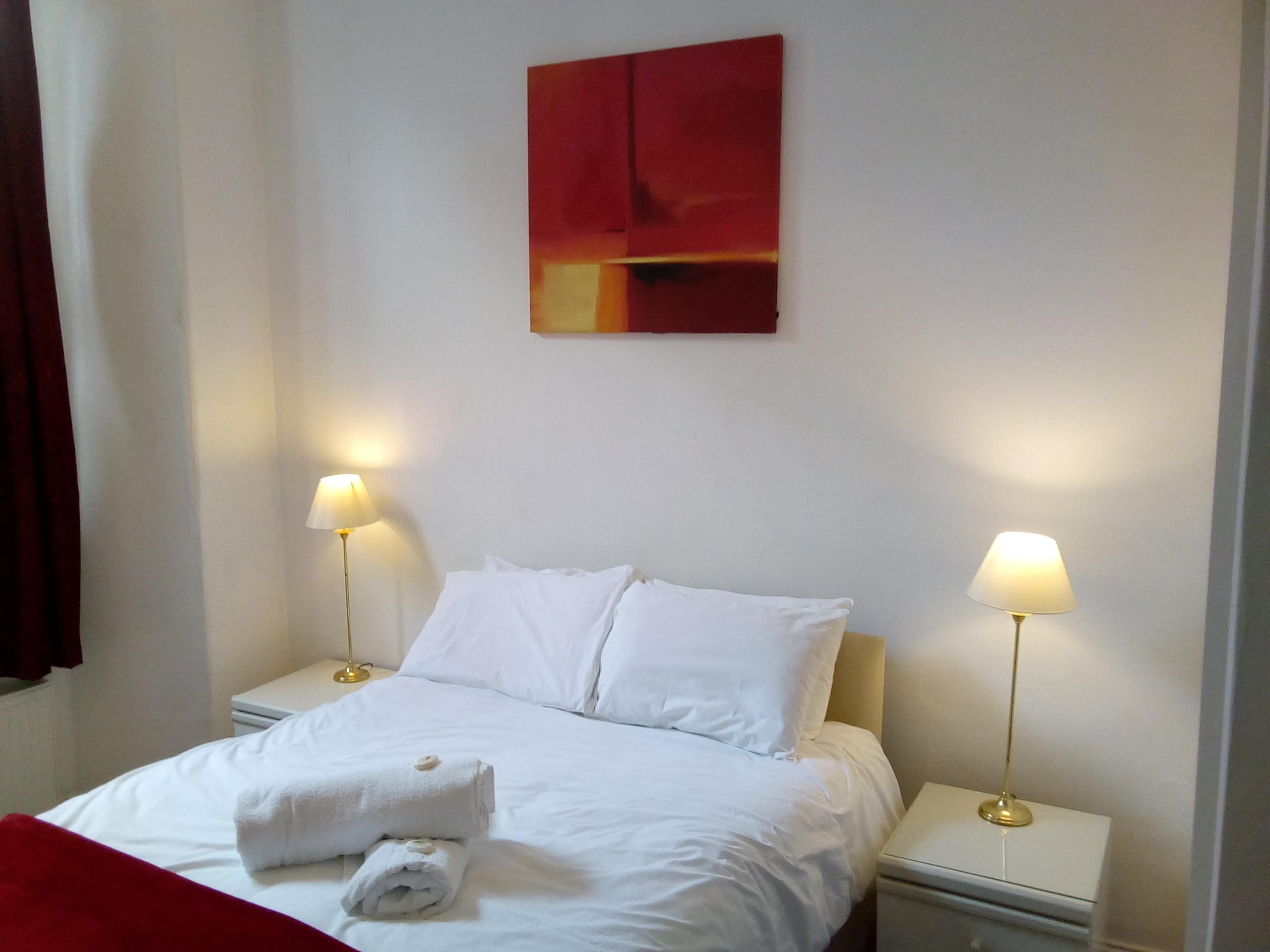 Apartment-Private Bathroom-Apt-1