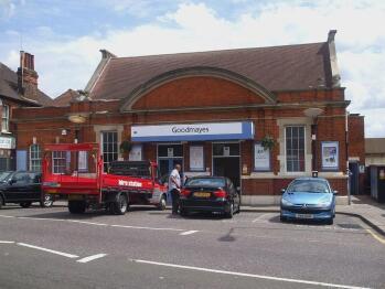Goodmayes Station