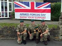 Armed Forces Day 24 June 2017