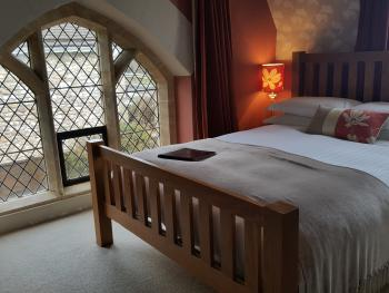 The Belfry at Yarcombe - The Wordsworth Room