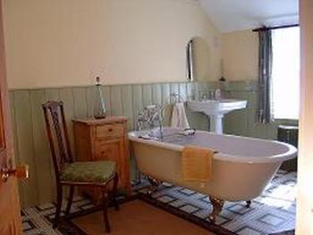 Double room-Ensuite-Green Room