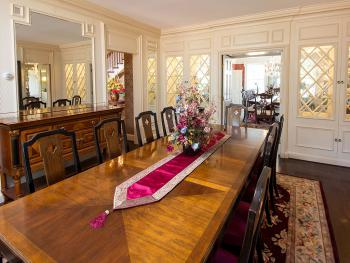 Formal Breakfast Room Dinning