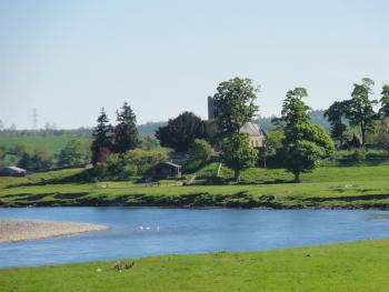 The River Tweed and it's tributaries meander through the beautiful border countryside.
