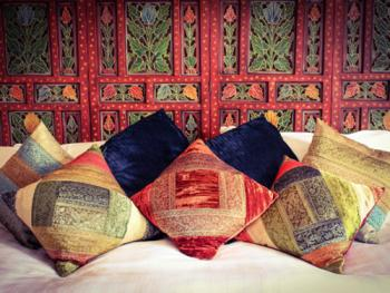 """""""Moroccan"""" Superior double guest room"""