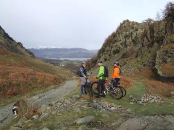 Mountain Biking in the Lakes
