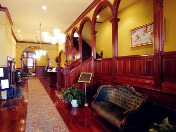 Fitzpatrick Hotel Lobby