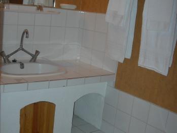 Chambre avec WC sur le palier