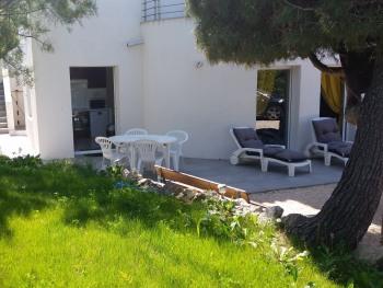 Cap Negre villa - terrasse 4