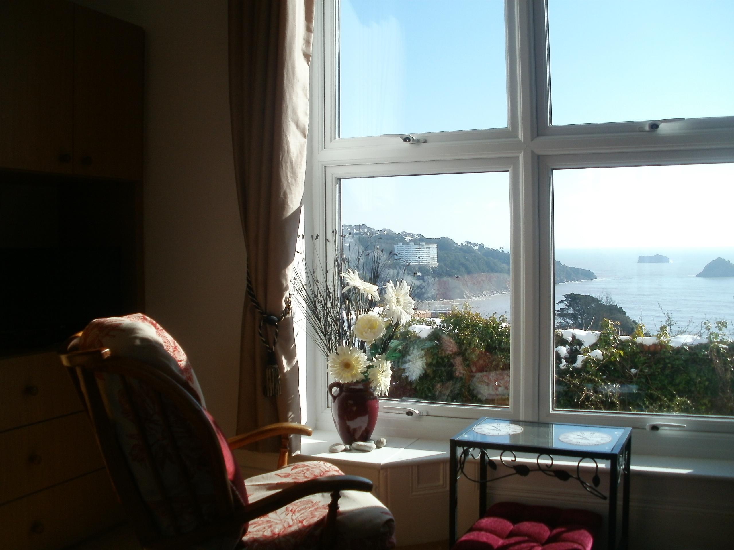 Thatchers View : Ground Floor Apartment , Stunning Views