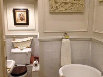 Diana Suite Private Bathroom