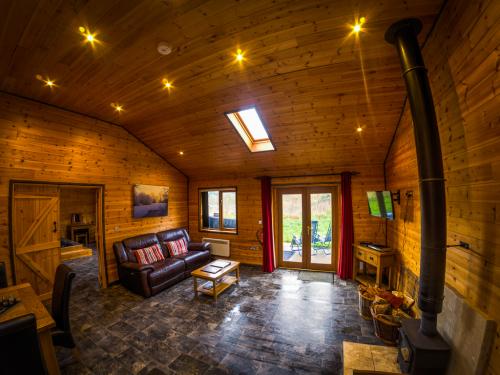 New Forest Lodges Cranborne Lodges