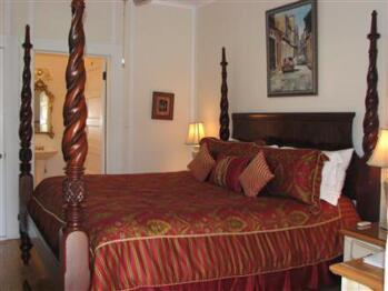 The Havana Cabana 7-Double room-Ensuite-Standard