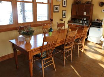 Inn Dining Area