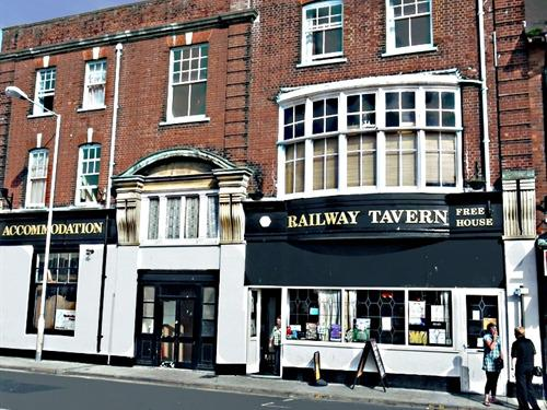 The Clifton Hotel (formerly known as Railway Tavern)