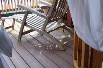 Whitman Guestroom Deck/Patio