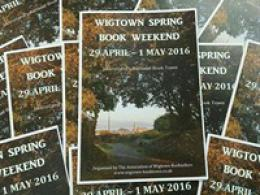 Spring Book Weekend Annual in April